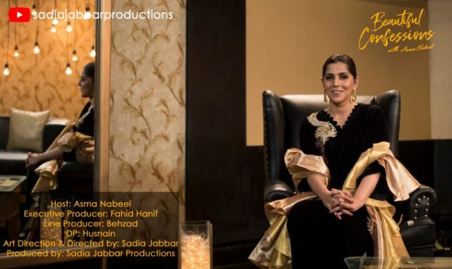 Beautiful Confessions with Asma Nabeel
